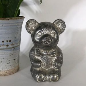 Vintage | Teddy Bear Bank